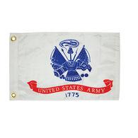 "Military Flag Army, 12"" x 18"""