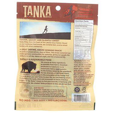 Tanka Bites Original Buffalo Jerky, 3 oz.