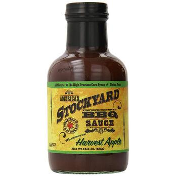Original Juan American Stockyard Texas Hill Country BBQ Sauce 14oz