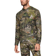 Under Armour Men's Iso-Chill Brush Line Pullover Hoodie