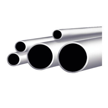 """Taco Stainless Steel Round Tube, 6'L x 1"""" OD"""
