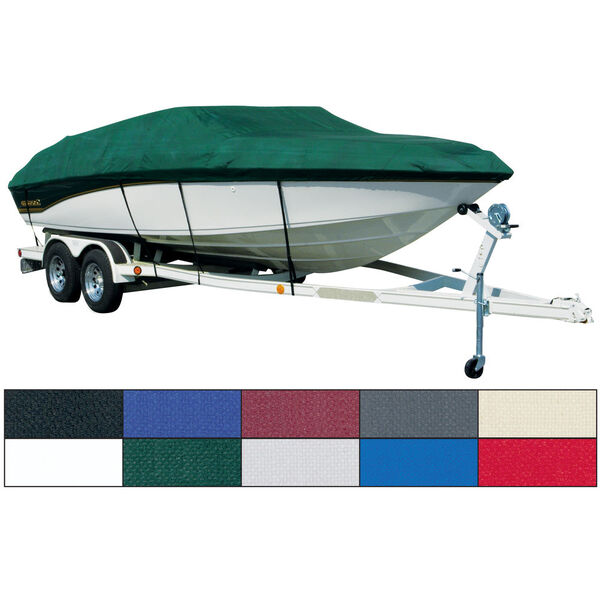 Exact Fit Covermate Sharkskin Boat Cover For MASTERCRAFT 190 TRI STAR SPORT