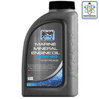Bel-Ray Marine 4-Stroke 25W-40 Mineral Engine Oil