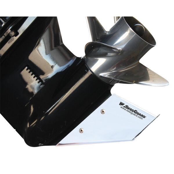 Megaware SkegGuard, Force 2-Stroke 85-150 hp, Force 2-Stroke 90-150hp L-Drive