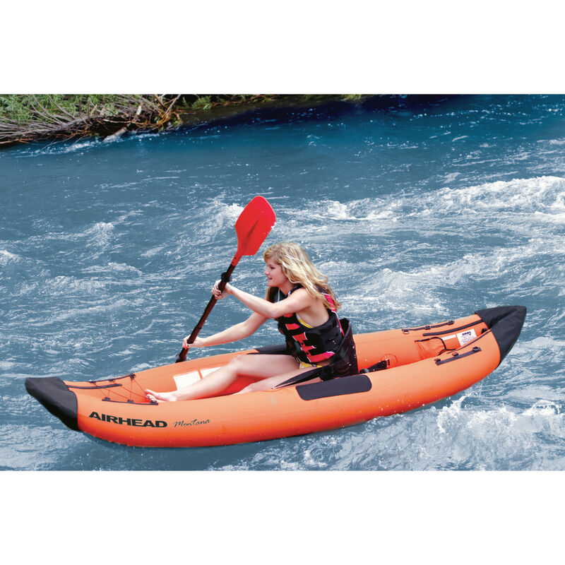 Airhead Montana One-Man Kayak image number 2