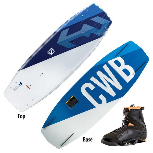 CWB TI Wakeboard With JT Bindings