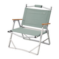 Coleman Living Collection Flat-Fold Chair, Green