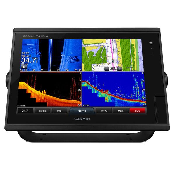 Garmin GPSMAP 7412XSV Chartplotter/Sounder