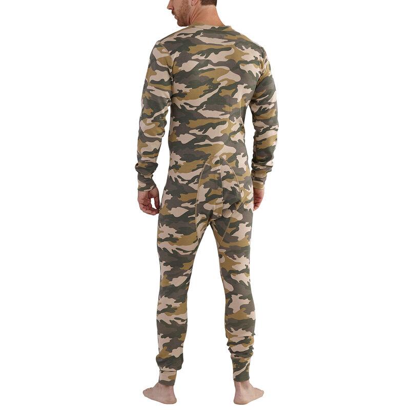Carhartt Men's Cotton Union Suit image number 3