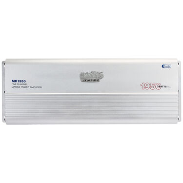 Boss MR1950 5-Channel 1950-Watt Amplifier