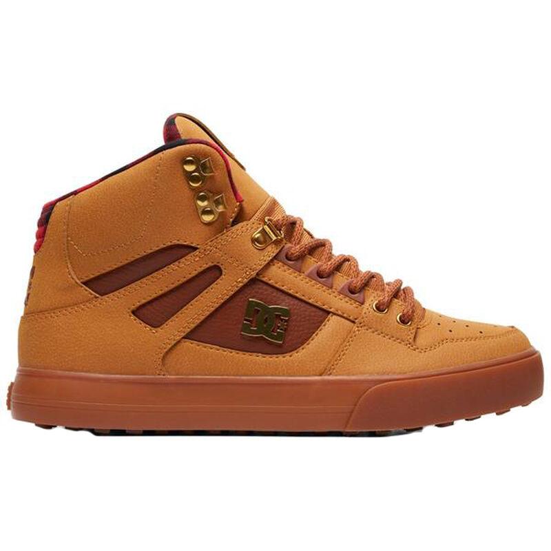 DC Spartan HI WC WNT Skate Shoes image number 1