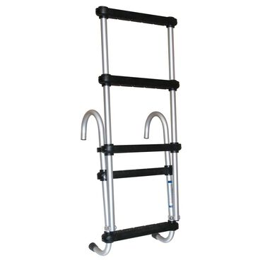 Toonmate Removable Folding Pontoon Ladder 5-Step