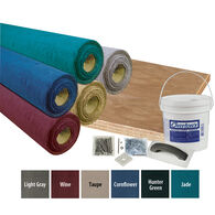 Overton's Sundance Carpet and Deck Kit, 8'W x 20'L