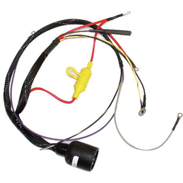 CDI OMC Internal Wiring Harness, Replaces 583005 Omc Engine Wiring Harness on omc fuel tank, omc cobra parts diagram, omc control box, omc remote control, omc inboard outboard wiring diagrams, omc neutral safety switch, omc oil cooler, omc voltage regulator, omc cobra outdrive, omc gauges,