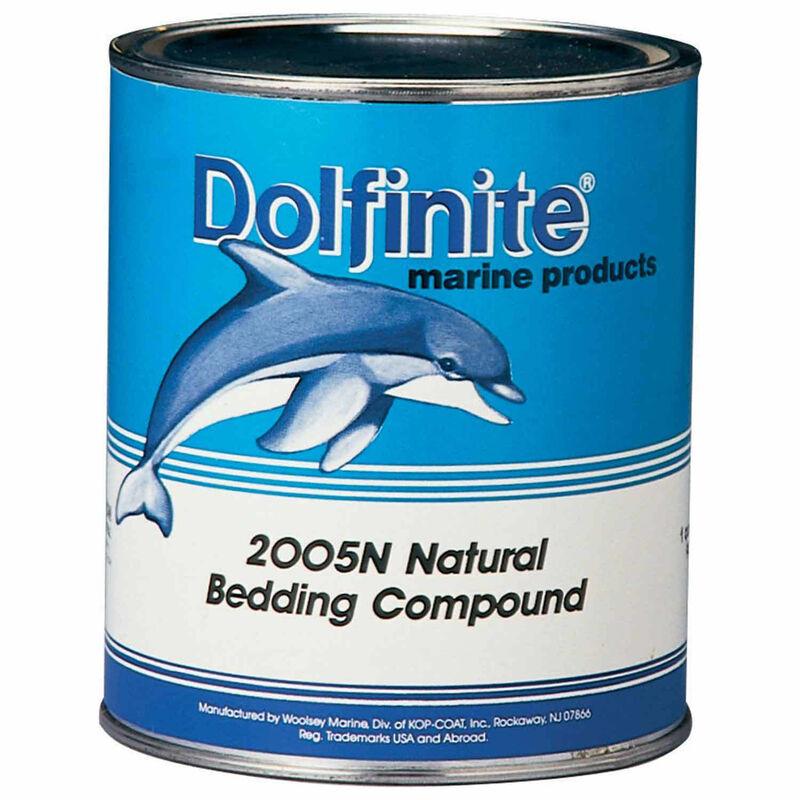 Pettit Dolfinite Bedding Compound, Pint image number 2