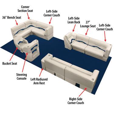 Toonmate Premium Square Arm Rest, each