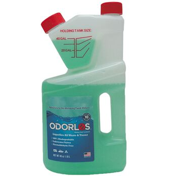 Odorlos 40 oz. Clear Measuring Bottle