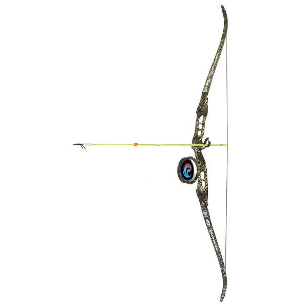 PSE Kingfisher Bowfishing Recurve Bow Kit, 45-lb.
