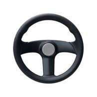 DetMar Viper Steering Wheel with Soft Grip Rim