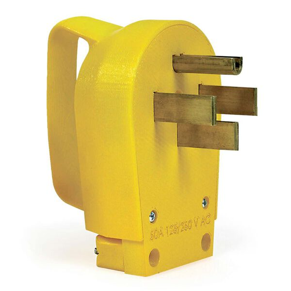 Power Grip Replacement Plug - 50A