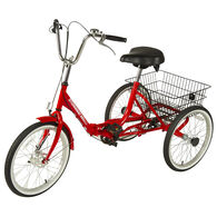 Stowaway 3-Speed Tricycle with Rear Basket