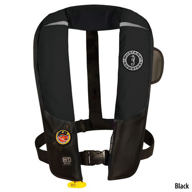 Mustang Inflatable PFD With Hydrostatic Inflator Technology