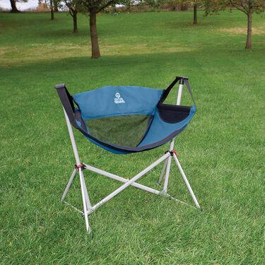 Venture Forward Swing Chair, Blue