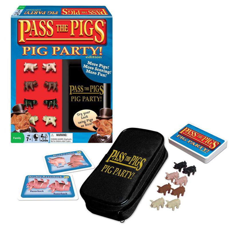 Pass The Pigs Pig Party Editon image number 1