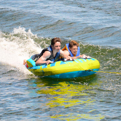 Rave Cutter 2-Person Towable Tube