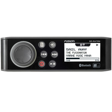 Fusion MS-RA70N Marine Stereo With Bluetooth And NMEA 2000