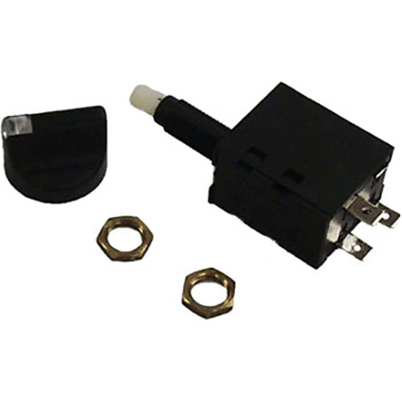 Sierra Rotary Switch, Sierra Part #MP78740 image number 1