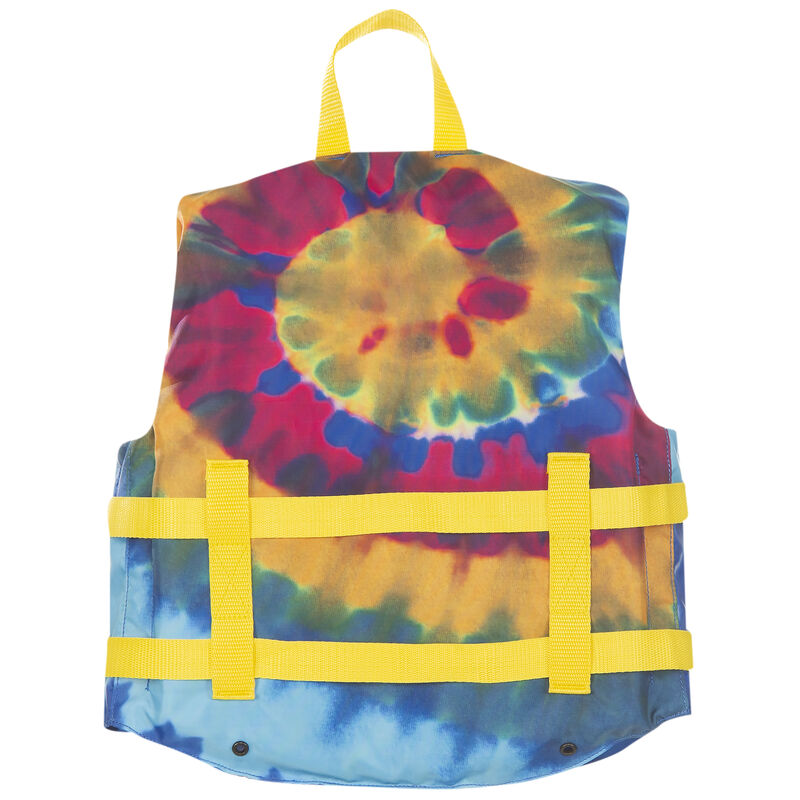 Overton's Tie-Dye Youth Vest image number 9
