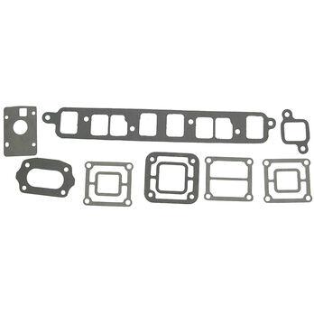 Sierra Exhaust Manifold Gasket Set For OMC Engine, Sierra Part #18-4371