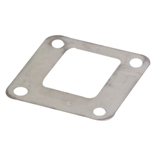 Replacement Block-Off Plate for Mercruiser V8 Manifolds