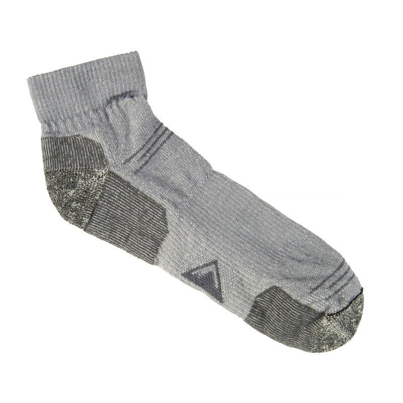 Ultimate Terrain Men's Explorer Lightweight Hiking Quarter Sock image number 4