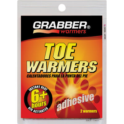 Grabber Air-Activated Toe Warmers, Pair