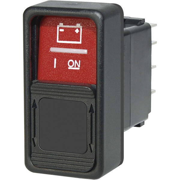 Blue Sea Systems SPDT Remote Control Contura Switch (ON)-OFF-(ON)