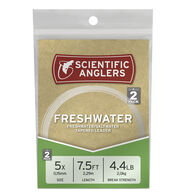 Scientific Anglers Nylon Freshwater/Saltwater Leaders, 2-Pack