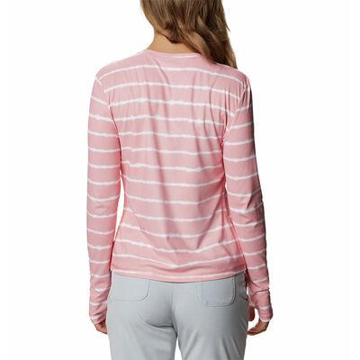 Columbia Women's Sun Deflector Summerdry Long-Sleeve Shirt