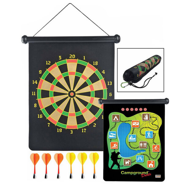 GSI Outdoors Backpack Magnetic Dart Game