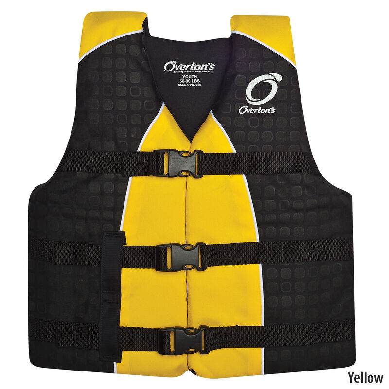 Overton's Youth Nylon Vest image number 9