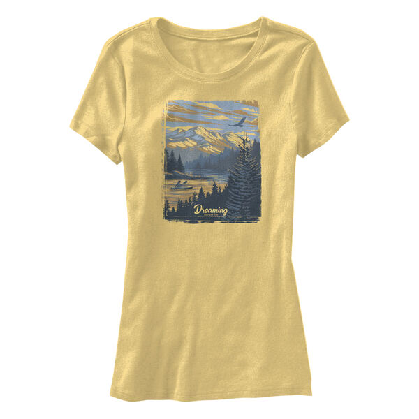 Points North Women's Dreaming Short-Sleeve Tee