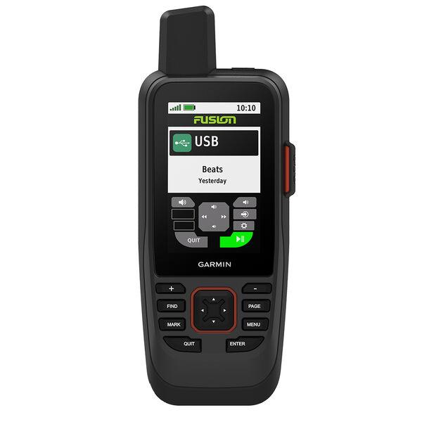 Garmin GPSMAP; 86sci Handheld w/inReach; & BlueChart; g3 Coastal Charts