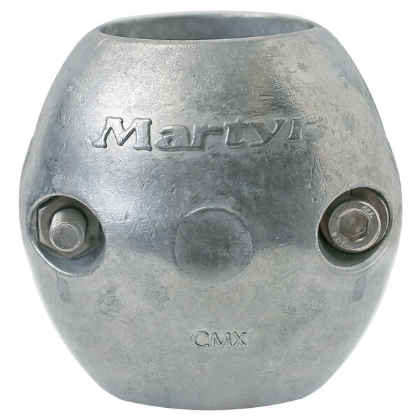 "Martyr Anodes Streamlined 1-1/8"" Shaft Anode, Aluminum"