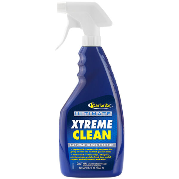 Star Brite Xtreme Clean All Surface Cleaner/Degreaser, 22 oz.