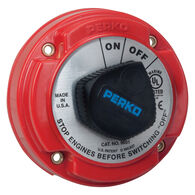 Perko Main Battery Switch