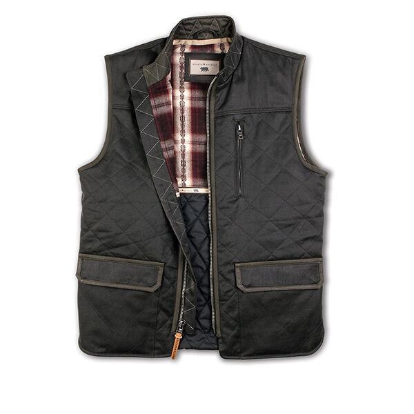 Dakota Grizzly Men's Todd Bench Cloth Vest