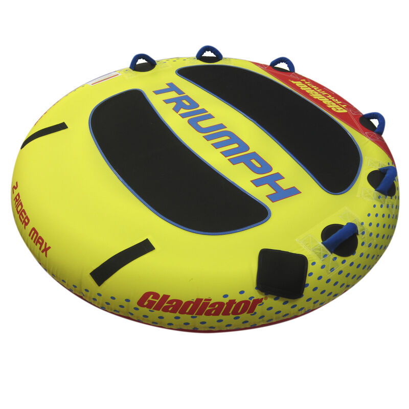 Gladiator Triumph 2-Person Towable Tube image number 4