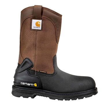 Carhartt CORE 11-Inch Men's Waterproof Insulated Wellington Steel Toe Boot