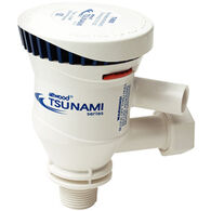 "Attwood Tsunami T800 Dual Outlet Aerator Pump, 7/8""L x 3/4"" dia. inlet"